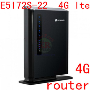 Huawei E5172 разблокированный роутер 4g lte mifi, 4g wifi dongle cpe роутер 150 Мбит/с, 12 В, роутер Wi-Fi 4g Роутер 4g sim-карта