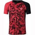Nueva Llegada 2017 Diseñador de los hombres Camiseta Ocasional de Secado rápido Delgado Fit Camisas Camisetas y Tops Tamaño Sml XL LSL193