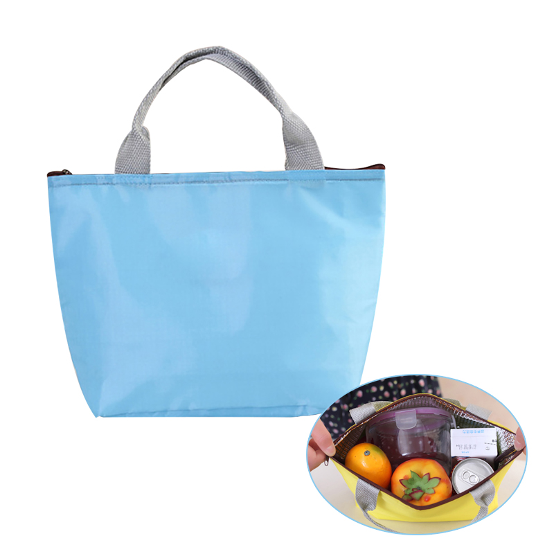 2018 Waterproof Portable Picnic Insulated Food Storage Box Tote Lunch Bag