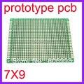 5 pçs/lote 7*9 cm Dupla Face Protótipo De Cobre Pcb Universal