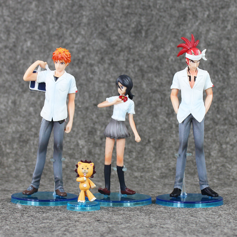 Bleach Action Figures for sale 4 Left