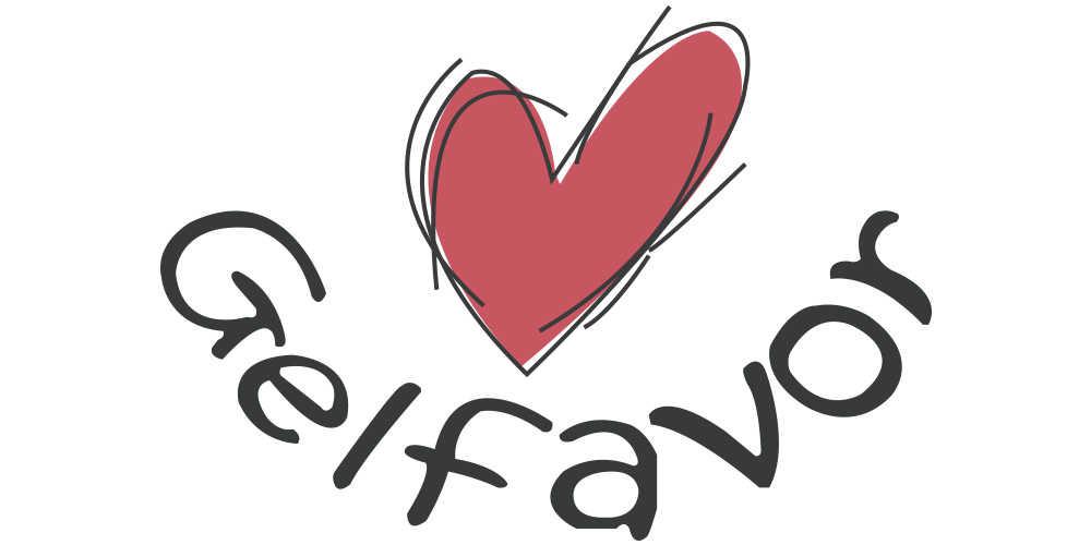 Лого бренда Gelfavor из Китая