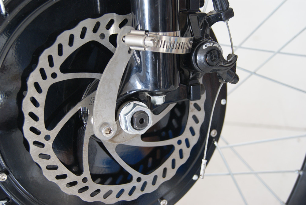 A Pair Electric Bike Hub Motor Torque Arm Front Motor
