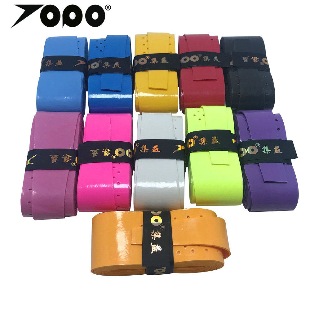 60pcs/lot Perforated Tacky Feel Grips/Overgrip