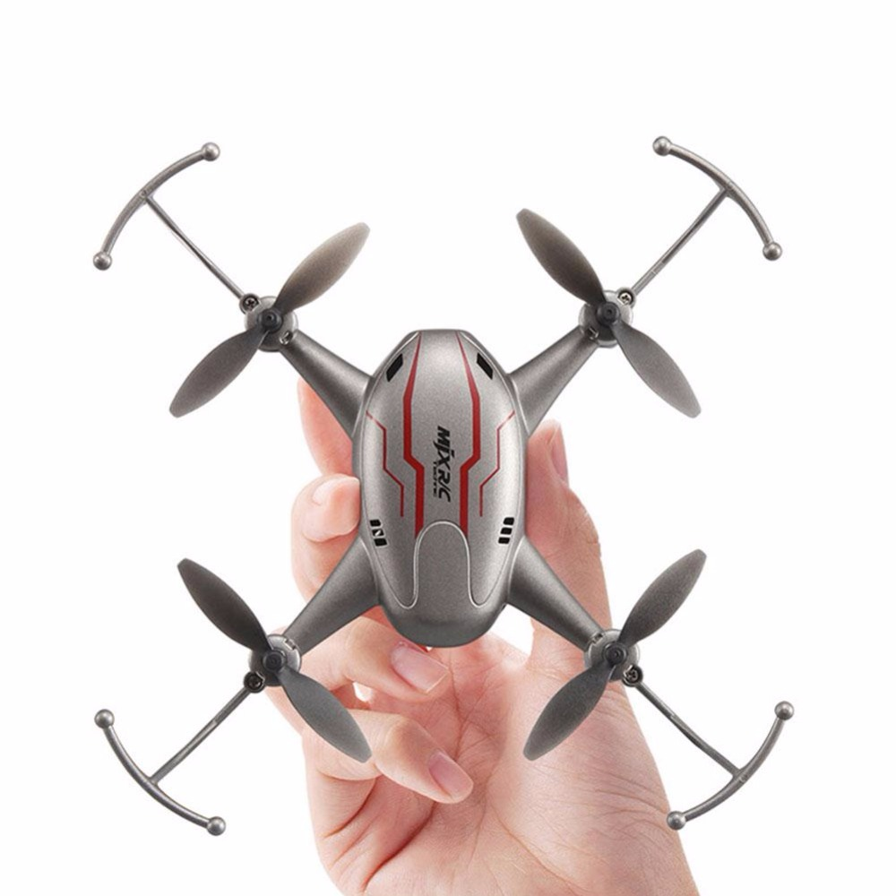 ФОТО Peradix mjx-x904 6 Axis Gyro Remote Control Quadcopter 3D Roll Drone Silver Grey Rc Plane Mini Drone