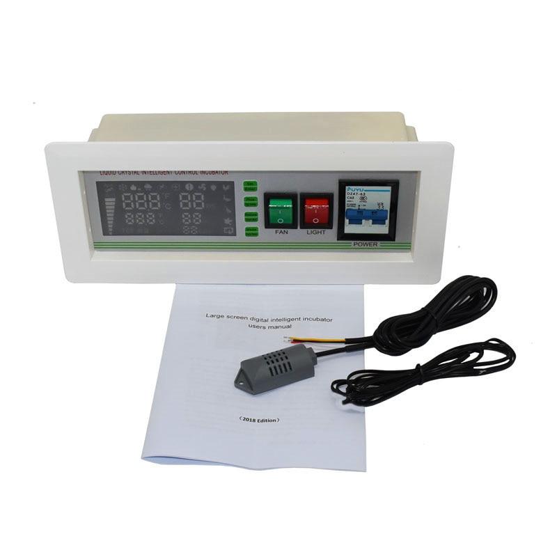 Incubadora xm 18SD controlador de incubadora termostato automático y multifunción Sistema de Control de incubadora de huevos 1 Juego-in Jaulas y accesorios from Hogar y Mascotas    1