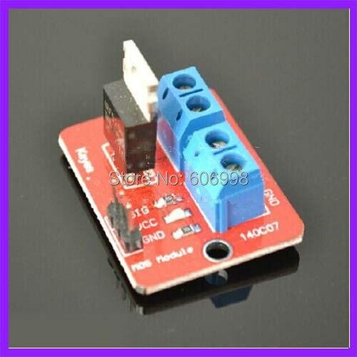 10pcs/lot MOS FET Drive Module For Arduino