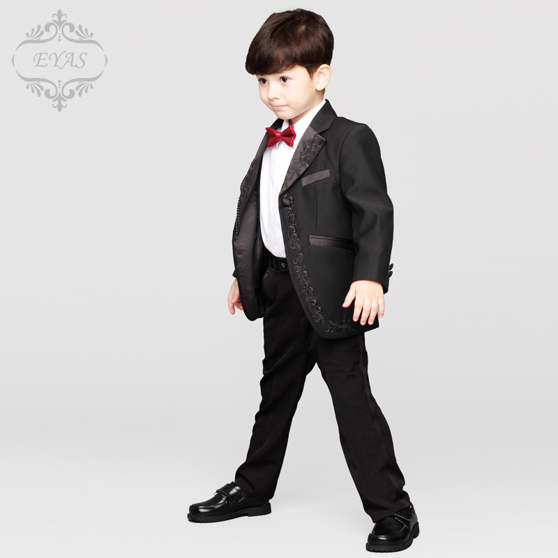 2017 Eyas New Boys Formal Suits for Weddings 3 12T Man Child Plaid ...