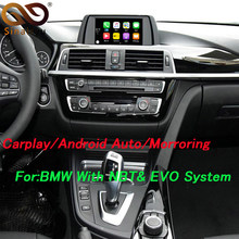 Reversing Camera Interface Module for BMW 1/2/3/4/5/7Series X3 X4 X5 X6 MINI With NBT System With Carplay Android Auto Mirroring(China)