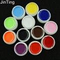 Новые приходят Ногтей Гель Для Ногтей Чистый Цвет Builder Твердый гель Для ногтей, УФ-лампы Мода