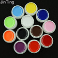 New arrive Nail Gel Polish Pure Colour Builder Solid gel Set For nail art  UV lamp Fashion