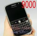 9000 Мобильных Телефонов Оригинал Восстановленное Blackberry 9000 Bold Мобильный Телефон Разблокирован 3 Г GPS Wi-Fi Bluetooth & Один год гарантии