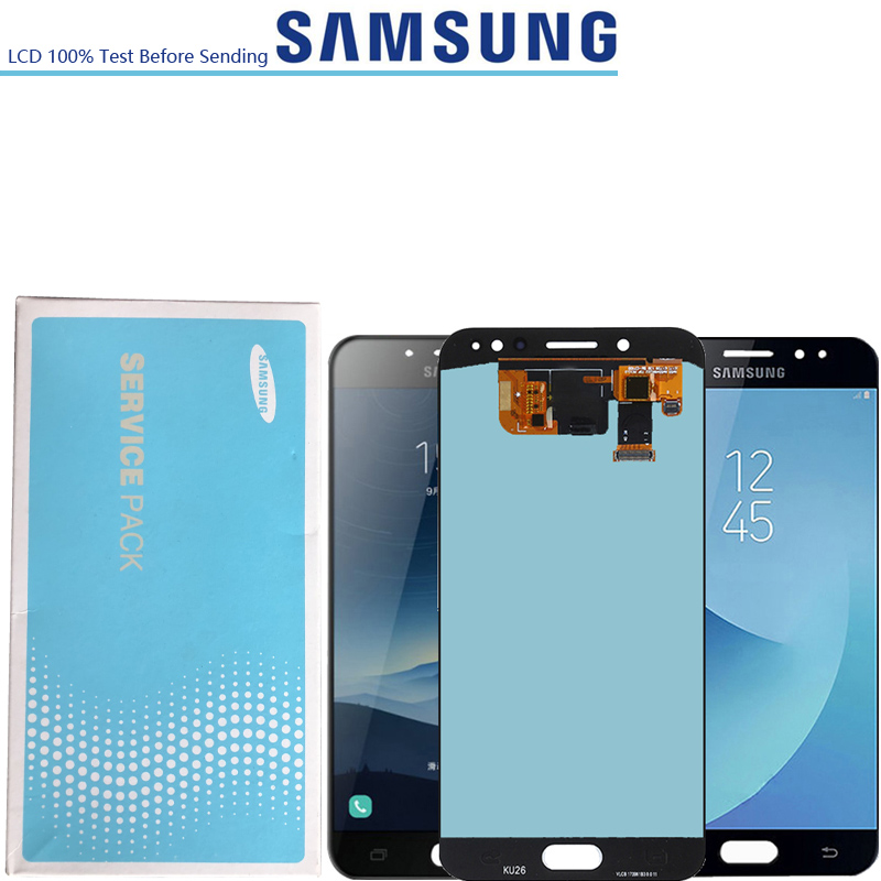 Fastest shipping galaxy c8 c7100 screen in Hairs Style 2019