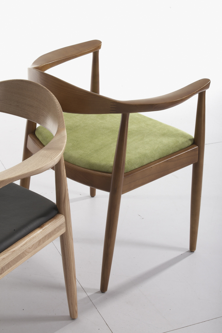 buy kennidiming chair chair designer fashion wood dining chair armrest chair ikea computer desk from reliable desk chair seat - Ikea Dining Chairs