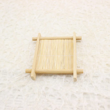 Soap Tray 2019 Natural Bamboo Wood Bathroom Shower Soap Tray Dish Storage Holder Plat