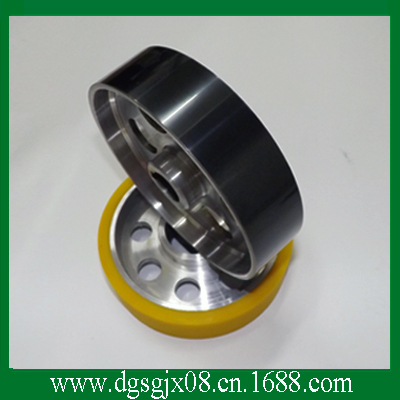 The  pulley  With coating ceramic  For wire  industry the combined guide pulley with coating ceramic for wire machine