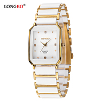 2017 Longbo Brand Women Watches Men Top Brand Lxury Famous Wristwatch Male Female Clock Quartz Wrist