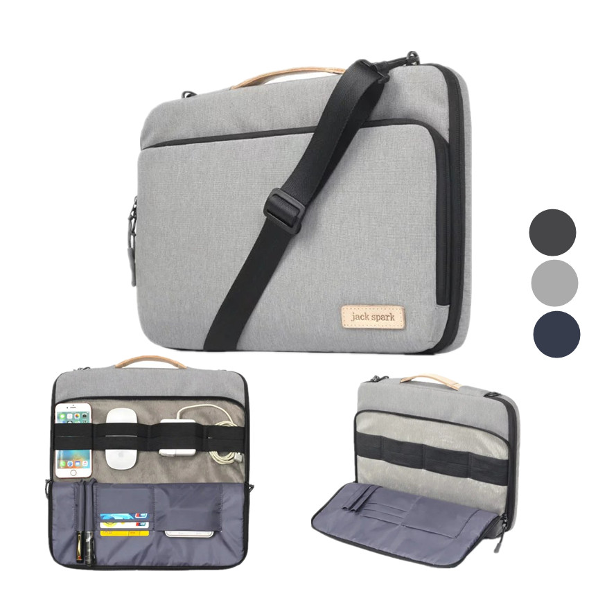 13 3 Laptop Bag For Le Macbook Air 11 15 4 Messenger Canvas Modern Stylish Briefcase Pouch In Bags Cases From Computer