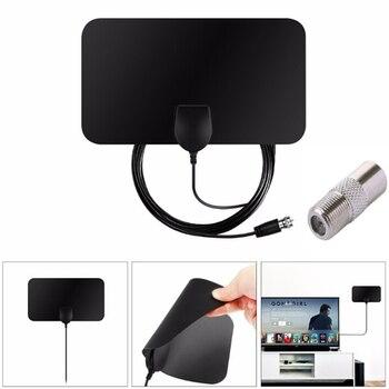 TVFox HDTV Antena DVB-T DVB-T2 VHF UHF ISDB ATSC DVB odbiornik sygnału Antena telewizyjna darmowa telewizja Fox HD cyfrowa DTV wewnętrzna Antena telewizyjna