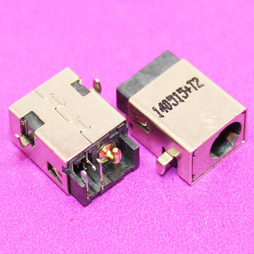 YuXi NEW DC Power Jack Connector for ASUS G53 G53S G53J G53SX G53SW G53JW G53JW-3DE G53JW G46 G46V DC Jack new notebook laptop keyboard for asus g51 g51j g51v g53 g53jw g60 g60j g72 g73 hungarian hu layout