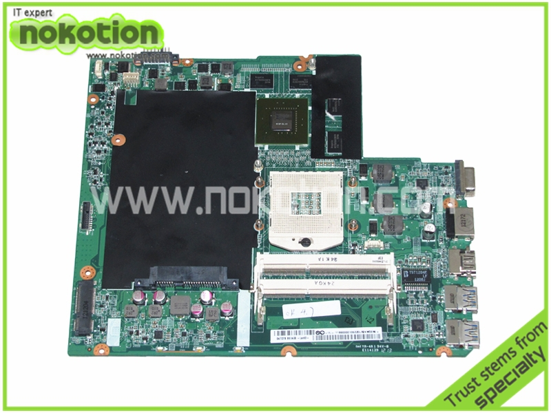 Laptop Motherboard for Lenovo Ideapad Z580 11S9000 intel HD4000 Nvidia GeForce GT630M Mainboard da0lz1mb6e0 for lenovo ideapad z380 laptop motherboard with nvidia geforce gt610m video card