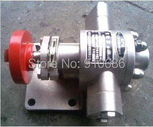 Hydraulic pump stainless steel gear pump KCB-83.3 2CY5/3.3 oil pump палатки