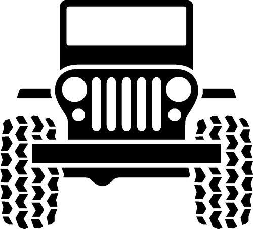 Wzh006car sticker case for jeep wrangler tj yj mud muding funny vinyl decal