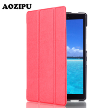 AOZIPU Tri-fold Case For ASUS Zenpad S eight.zero Z580 Z580CA Z580C eight.zero inch Pill Case Enterprise Sensible Wake UP PU  Leather-based Stand Cowl