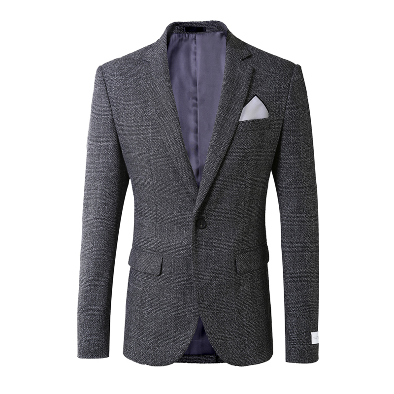 Men Suits and Pants England Style / High-end Brand Mens Formal Business Suit Two-piece / Groom Wedding Dress Suit Mens Slim suit