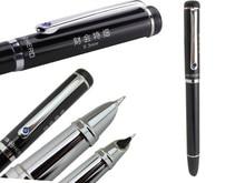 Wholesale 30pcs/lot Fountain pen Black HERO 3113 office and school stationery executive  pen set Free  Shipping