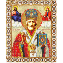Diy Diamond Painting Cross Stitch Religion Icon of Leader Mosaic Needlework Crafts diamond embroidery religion