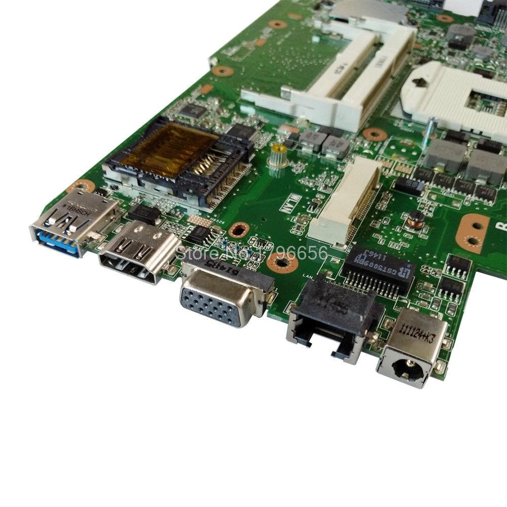 K43SV moederbord GT540M 1 GB REV: 3.0 voor ASUS A43S X43S K43SV K43SJ - Computer componenten - Foto 5