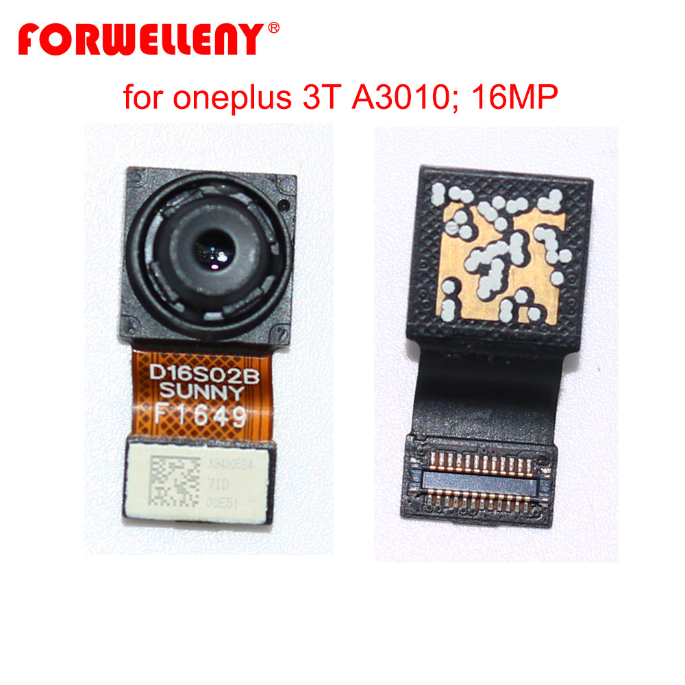 For Oneplus 3T Oneplus3t A3010 16MP Face Small Front Camera Module Facing
