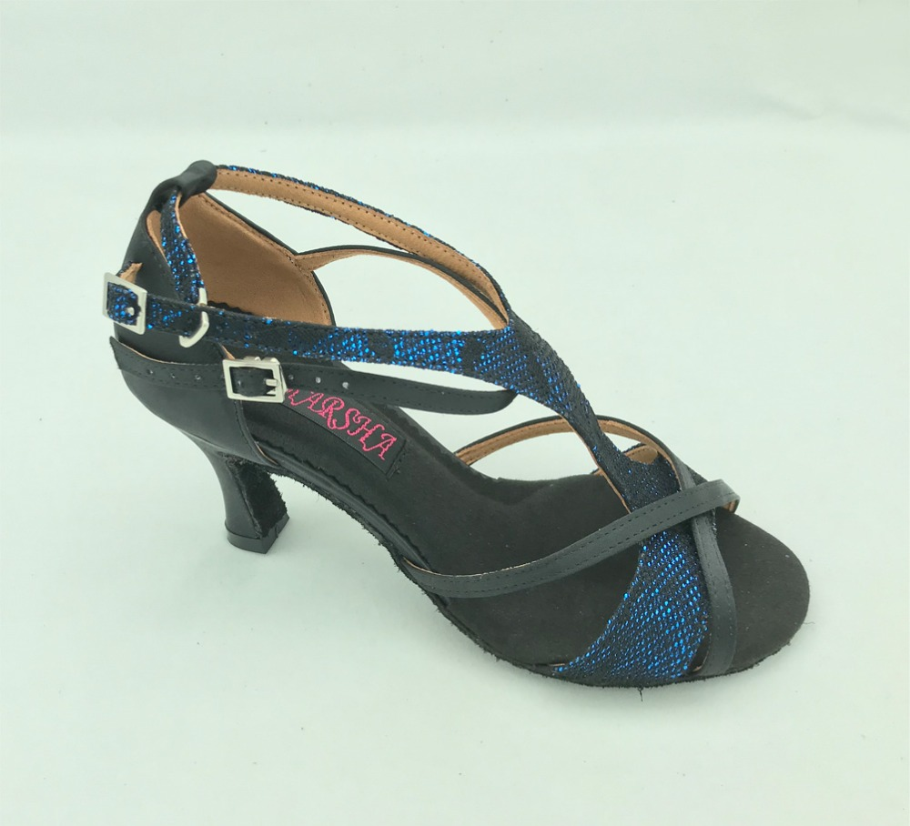 Fashional and comfortable womens latin dance shoes ballroom salsa shoes  tango shoes party   wedding shoes free shipping 6252BB-in Dance shoes from  Sports ... 2dd0e53e6b72