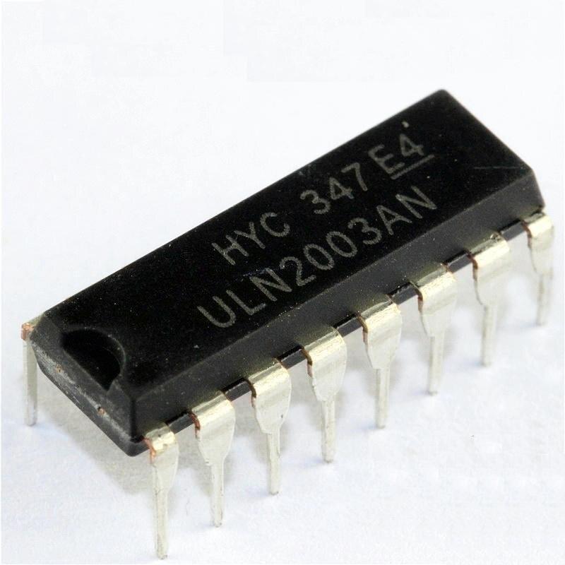 10PCS/LOT ULN2003ADR ULN2003A ULN2003 Transistor Arrays SMD SOP-16