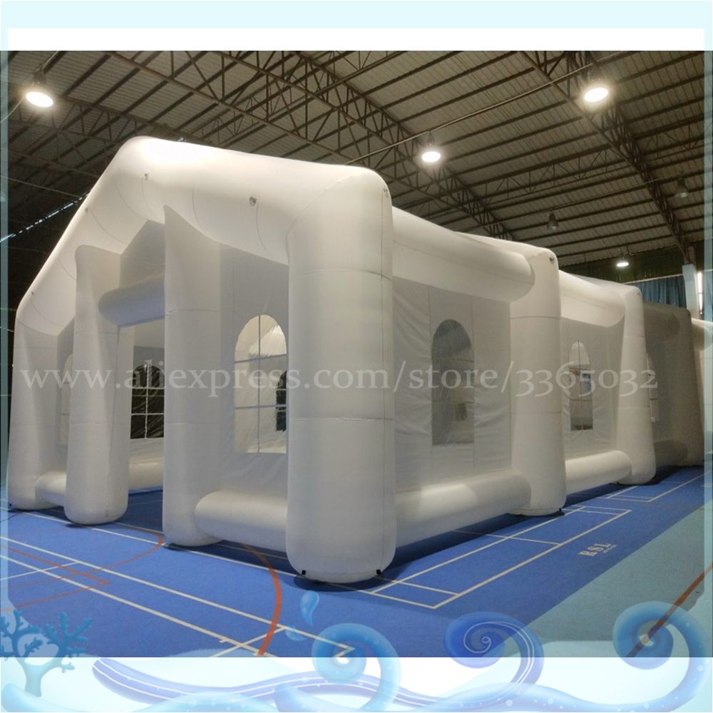 inflatable booth tent11