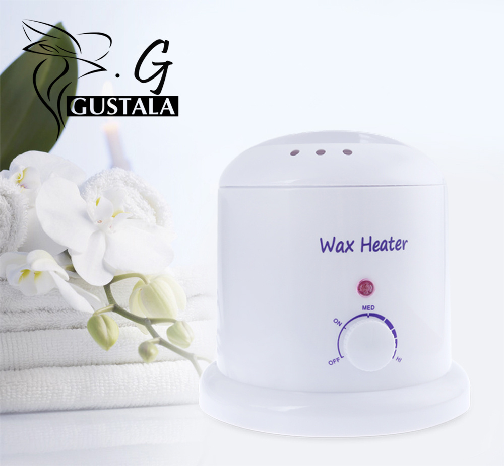 infrared heater count701 hair heater hair treatment hair dying hair dryer color red 1000 ML Electric Round Cartridge Depilatory Wax Heater Hair Removal Hand Foot Face Beauty Treatment Device Epilator