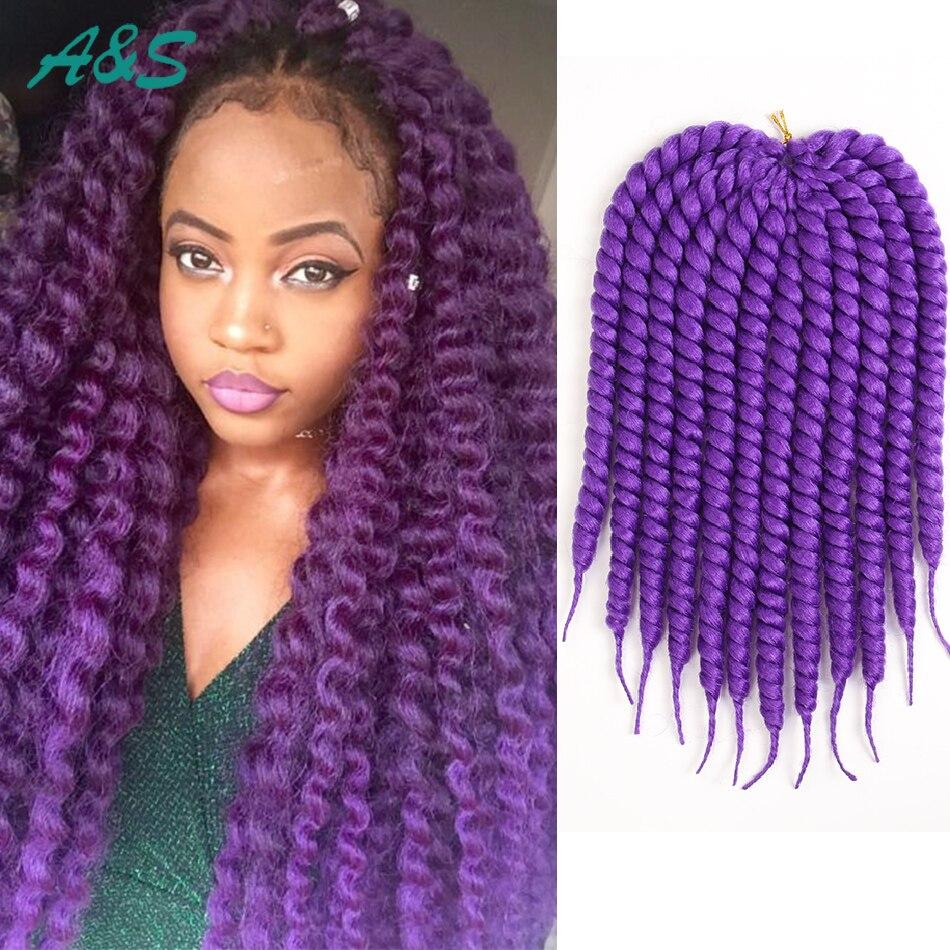 Superb 2x Havana Mambo Twist Crochet Braids Crochet Hair