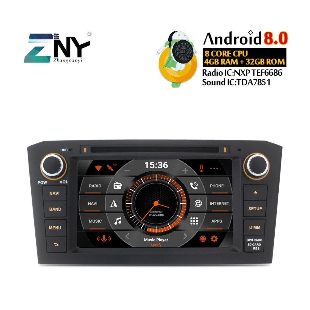 все цены на 4GB RAM Auto Radio In Dash 2 Din For Avensis T25 2003 2004 2005 2006 2007 2008 Android 8.0 Car DVD GPS Navigation Rear Camera онлайн
