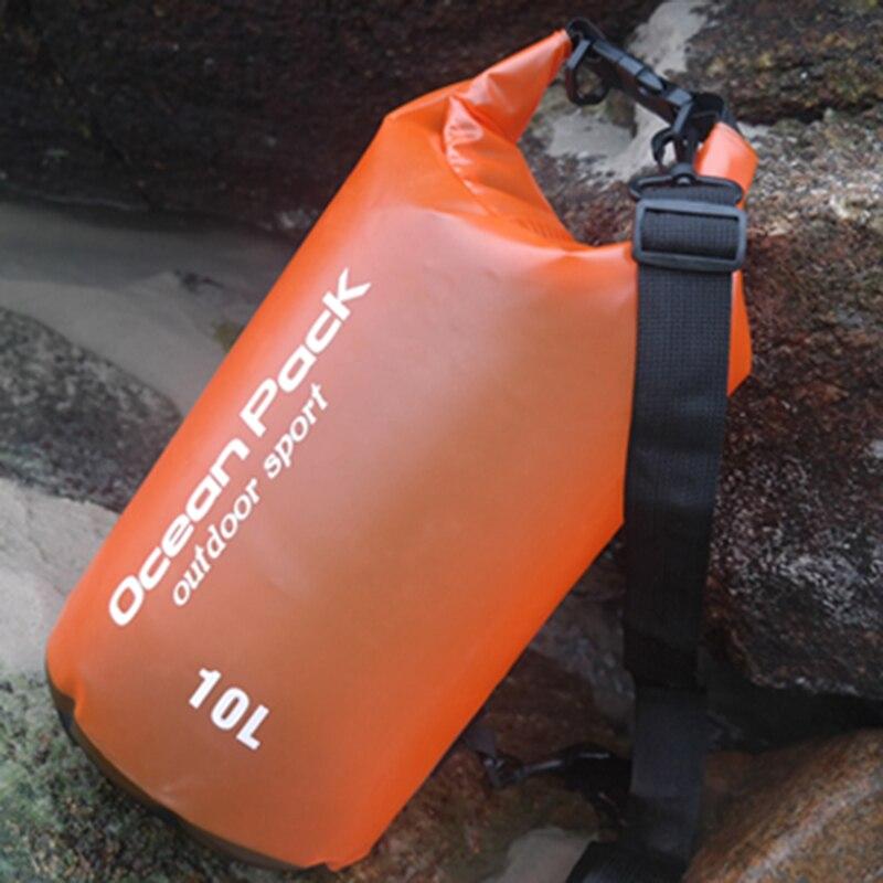 Waterproof Dry Bag Outdoor Sport Swimming Rafting Kayaking Sailing Canoe2L 5L 10L