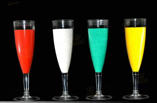 Chameleon Champagne (22 cm) -Magic tricks,Close Up Magic,street magic,free shipping!