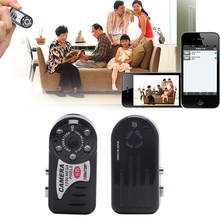 Free Shipping Mini HD DV DVR Camera Micro Camera Digital Q5 for Cam Video Voice Recorder Camcorder Camara 1280*720P TF Card