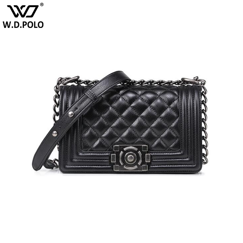 New Cow Leather Women Bag Fashion Lady Shoulder Bag For Female Crossbody Bags Q0246New Cow Leather Women Bag Fashion Lady Shoulder Bag For Female Crossbody Bags Q0246