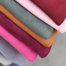 Elegant Women Skirts  Spring Fashion Faux Suede Female High Waist Thicken Stretchy Pencil Skirts Bodycon Knee Length Skirts