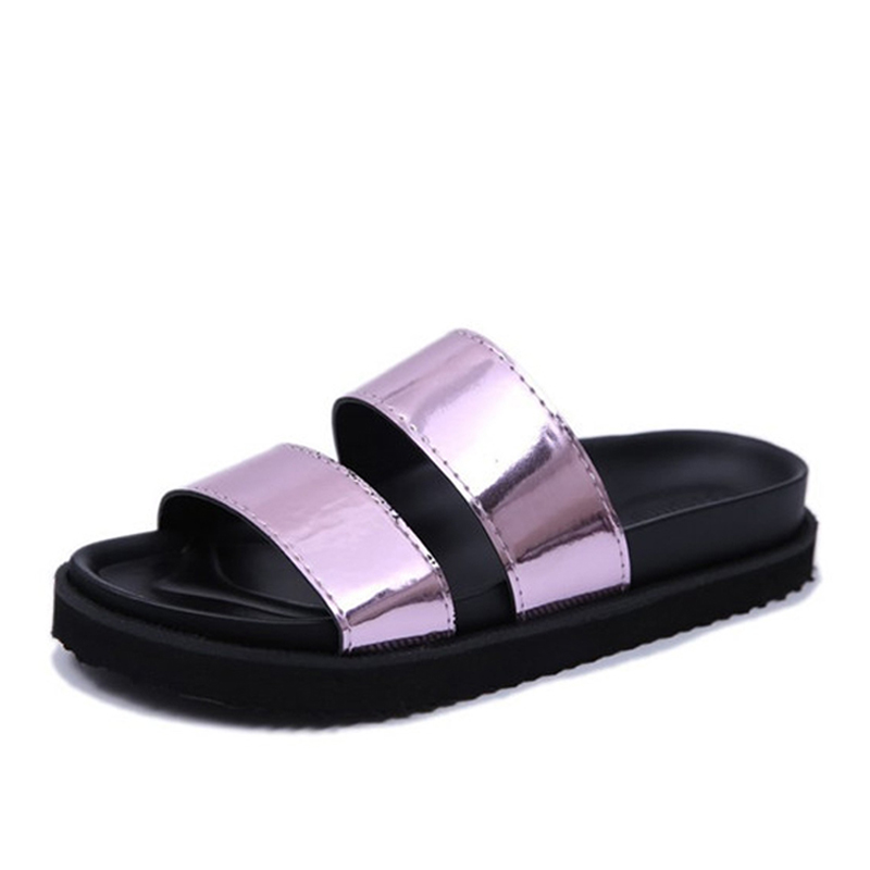 Plus size 2018 Bathroom Slippers Summer Beach Slippers Outdoor Wearable Slippers Indoor Comfortable Slippers sandals shoes woman 201818 woman slippers caf