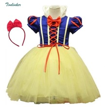 Snow Queen Costumes Halloween Christmas Cosplay Party Dresses Children Girl Clothing Carnevale Princess Snow Queen Dresses Kids 2020 new boys jackets parka baby outerwear childen winter jackets for boys down jackets coats warm kids baby thick cotton down