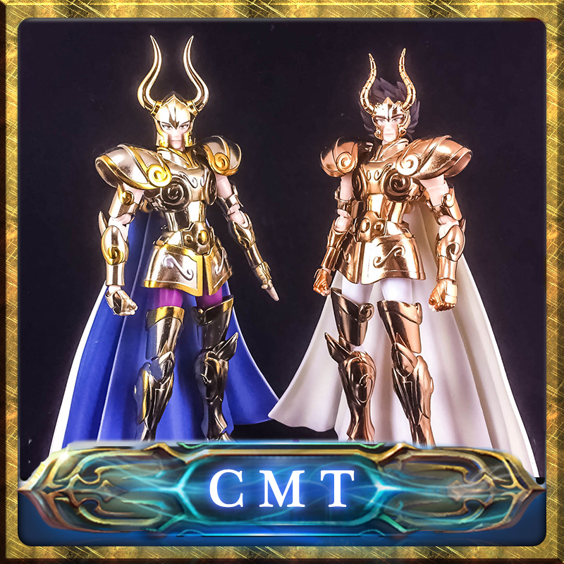 CMT RESTOCK MetalClub Model capricorn shura Saint Seiya metal armor Myth Cloth Gold Ex2.0 Action Figure Anime Toys Figure lc model toys saint seiya cloth myth ex gold saint capricorn shura action figure classic collection toys brinquedos