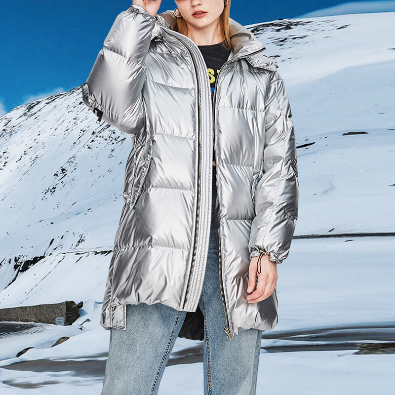 2018 new winter and autumn women   down     coat   jackets