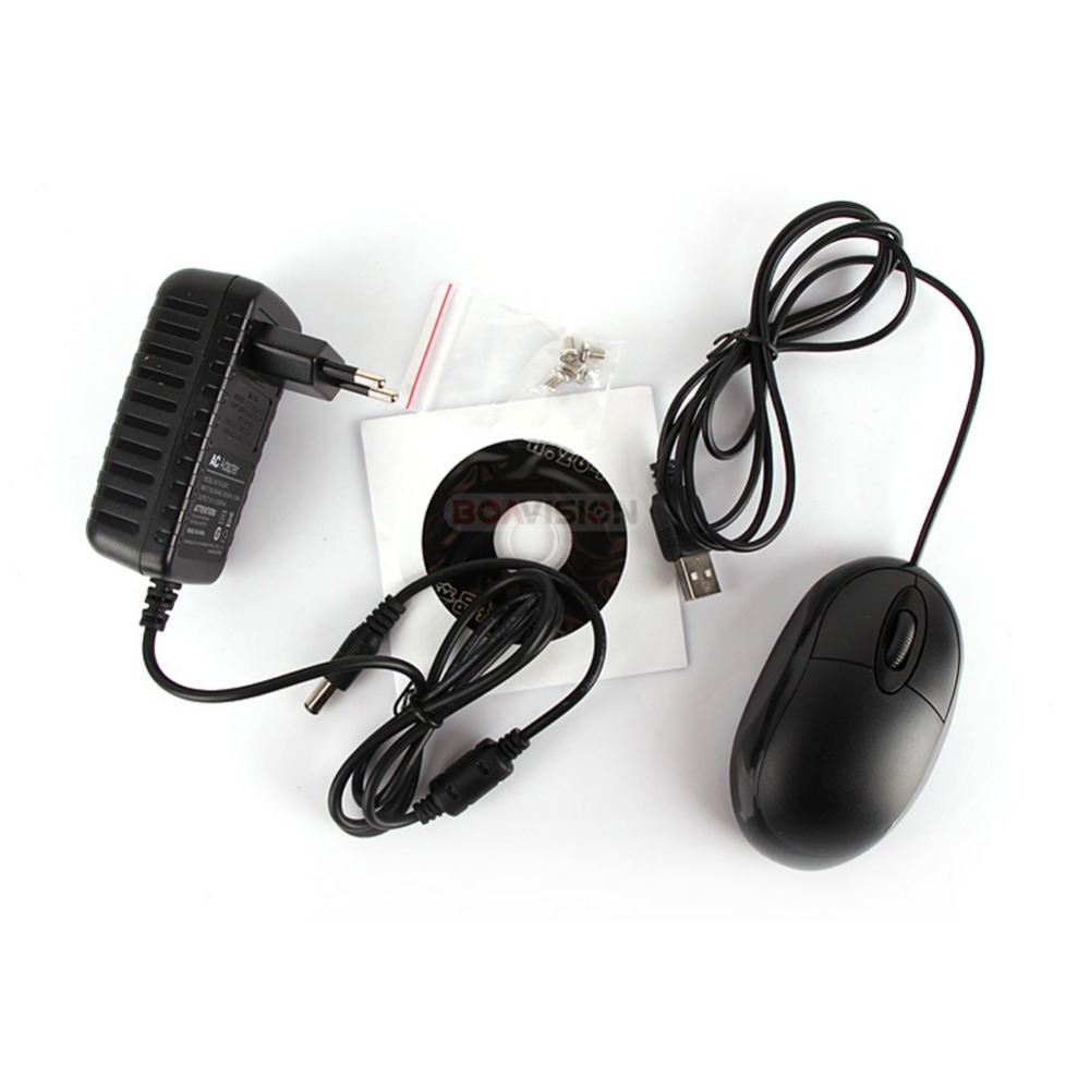 BOAVISION H.264 4Ch Mini NVR CCTV red grabadora de vídeo Digital 1080 P ONVIF HDMI salida P2P nube ver - 6