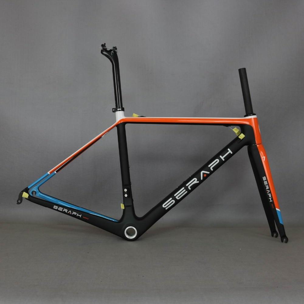 Fm066 cadre carbone nouveau T1000 Plein Cadre En Fiber De Carbone, cadre de vélo. OEM de nombreuses marques route cadre de vélo.